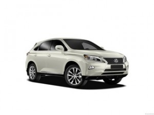 2014 Lexus RX 350 in london