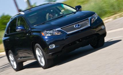Certified Pre-Owned 2010 Lexus RX 450 at Lexus of London
