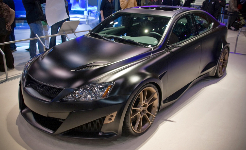 The_Project_Lexus_IS_F_Five_Axis_at_NYIAS