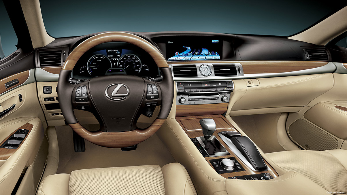 2014 lexus ls460 in london offers more than other luxury. Black Bedroom Furniture Sets. Home Design Ideas