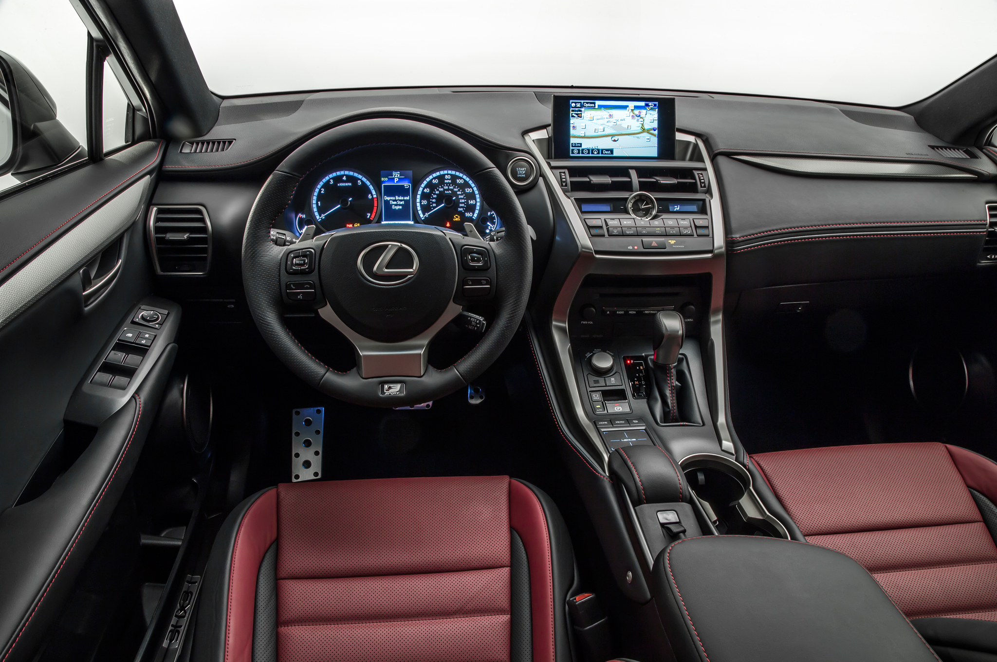 lexus nx vs acura rdx two popular models face off lexus of london blog. Black Bedroom Furniture Sets. Home Design Ideas