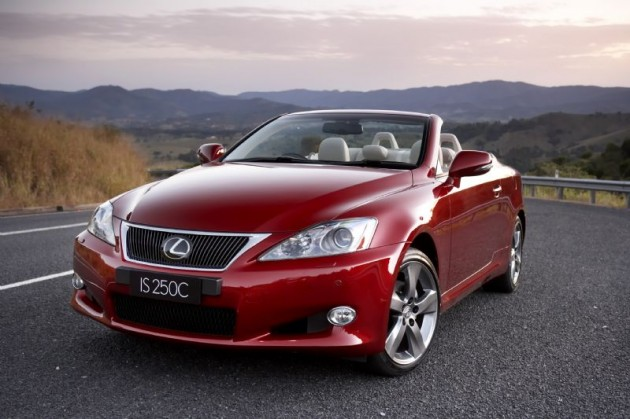 new lexus is 250c in london grants greater freedom lexus. Black Bedroom Furniture Sets. Home Design Ideas