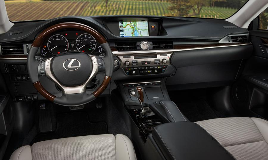 Which Generation Of The Certified Lexus Es350 In Ontario