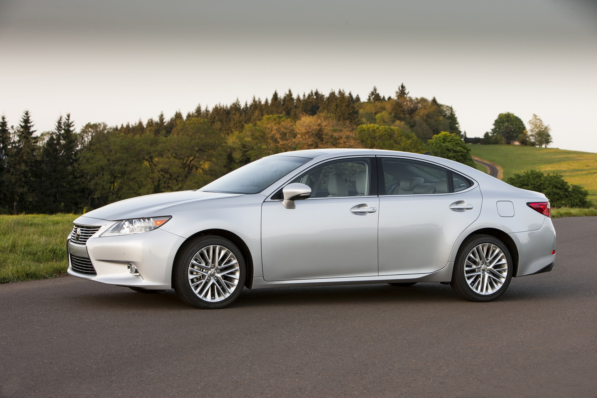 lexus es 350 london